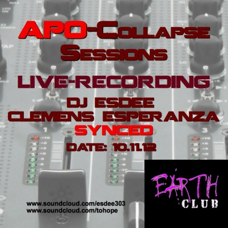 Apocollapse Sessions – Earth Club